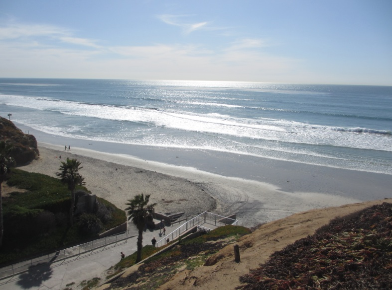 Fletcher Cove In Solana Beach