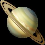 ringed planet emoji